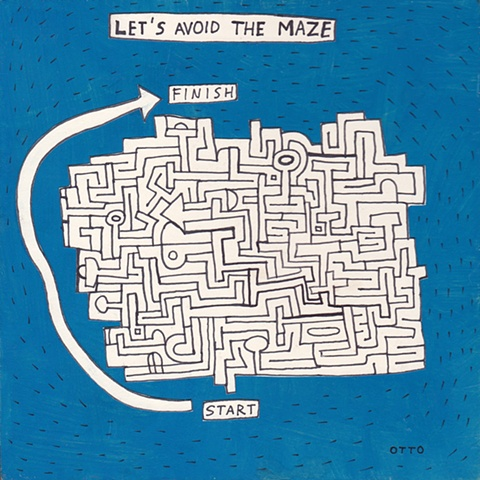 Let's Avoid the Maze / Sold