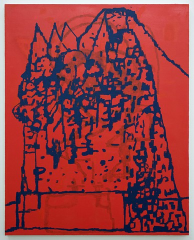 mountain dwellers (red)