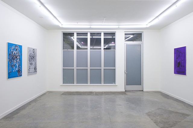 Romer Young Gallery (installation)