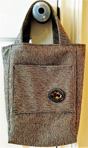 French Seam Executive Tote