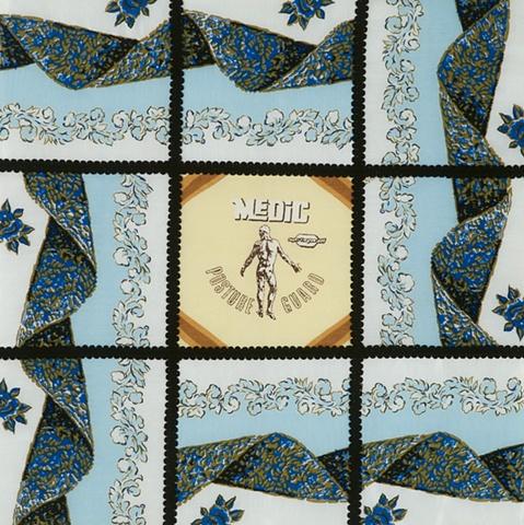 Springwall triptych - panel 02 (130 MacLeod Street)