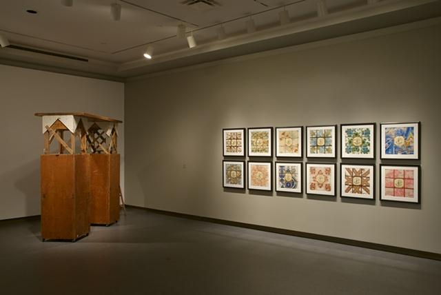 installation Evidence Ottawa Art Gallery Ottawa, Ontario