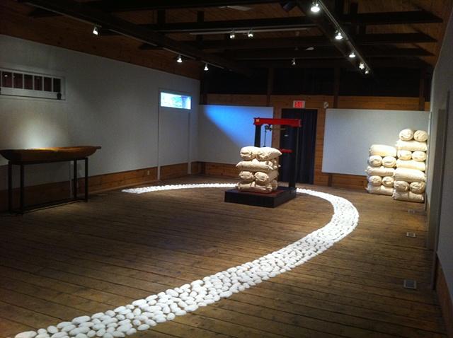 installation Rails Ends Gallery Haliburton, Ontario