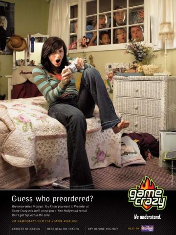 Game Crazy  1