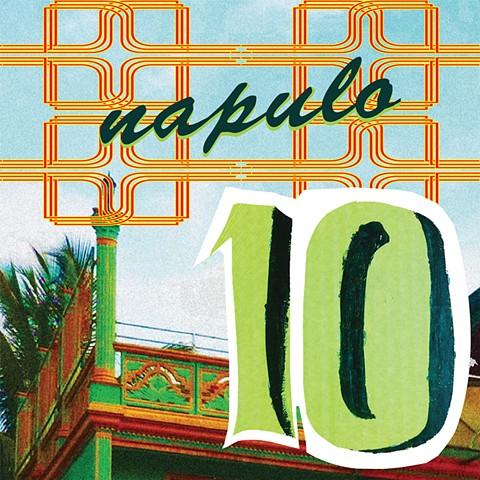 JEEPNEY Filipino Gastropub Tabletop #10 napulo