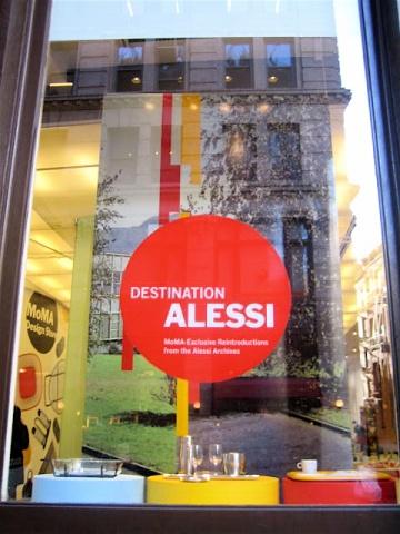 DESTINATION ALESSI