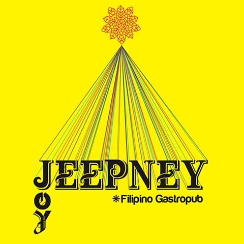 JEEPNEY Filipino Gastropub  http://www.jeepneynyc.com _*JEEPNEY*_ Jeepney Joy