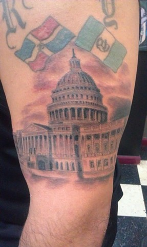 Mason Hogue Tattooing Capitol Tattoo By Mason Hogue