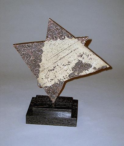 Bronze sculpture by Milt Friedly