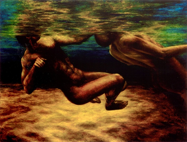Human Figurative Art, Nudes, Figurative, Narrative, Paintings