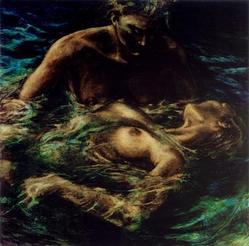 Human Figurative Art, Nudes, Figurative, Narrative, Paintings
