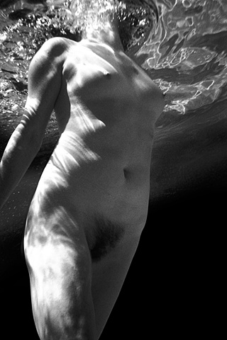 Figurative Photography, Figurative Print, Nudes, Nudes in Water