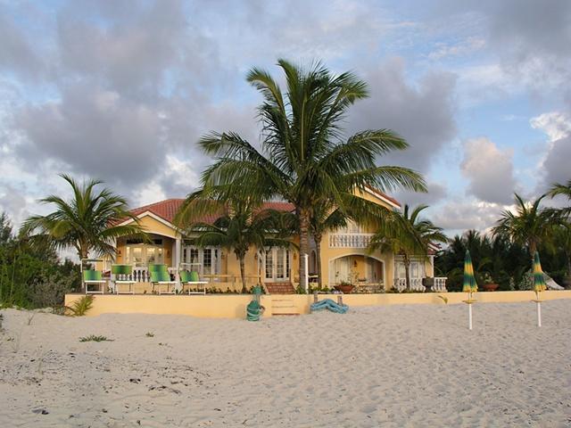Gira Sole House Treasure Cay, Abacos, Bahamas