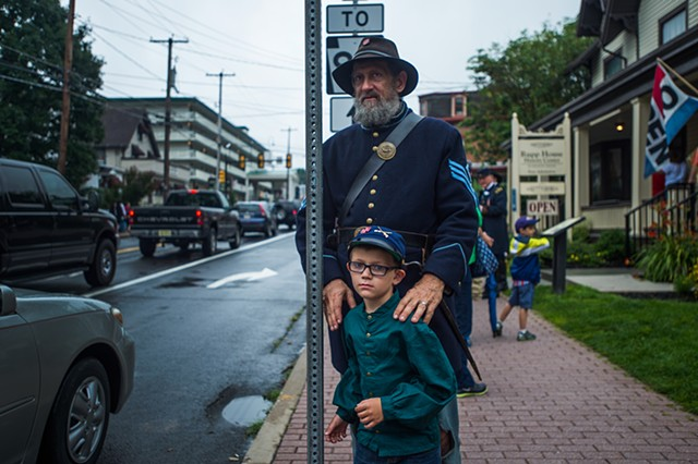 Gettysburg, Pennsylvania (click to view gallery)