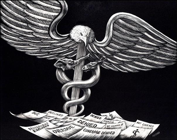 health care denials, american healthcare