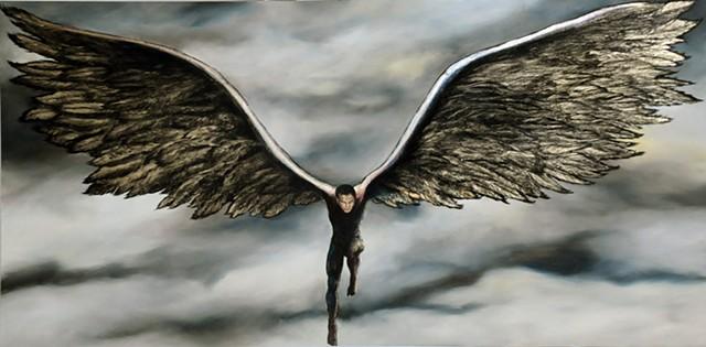 dark angel, angel,