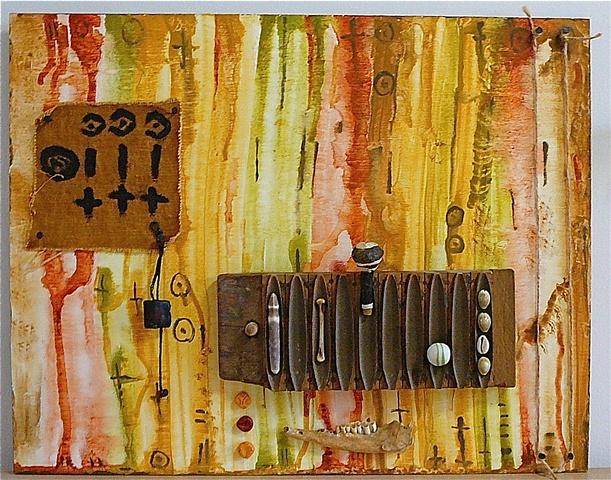 "jenniferbeinhacker.com  assemblage ""self taught"" ""acrylic painting """"acrylic paint"" ""folk art"" ""mixed media"" ""water color paint"" collage ""box art"" ""art in a box"" women men children faces hands dolls surrealism expressionism ""visionary art"" ""primitive art"""