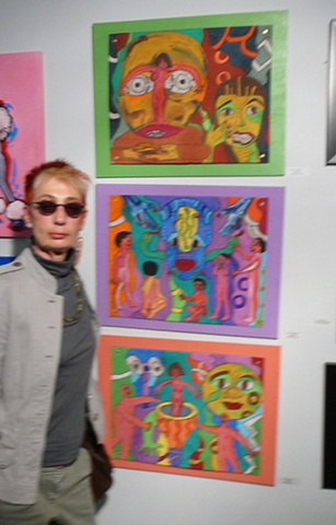 flux art show