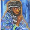 african series 5: tuareg man