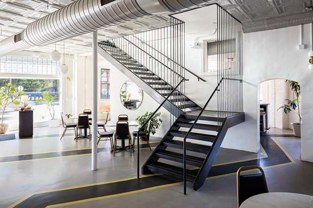 custom staircase stairs metal stairs feature staircase