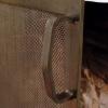 Mozes Firescreen: Detail