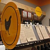 3 Cups Wine Display System