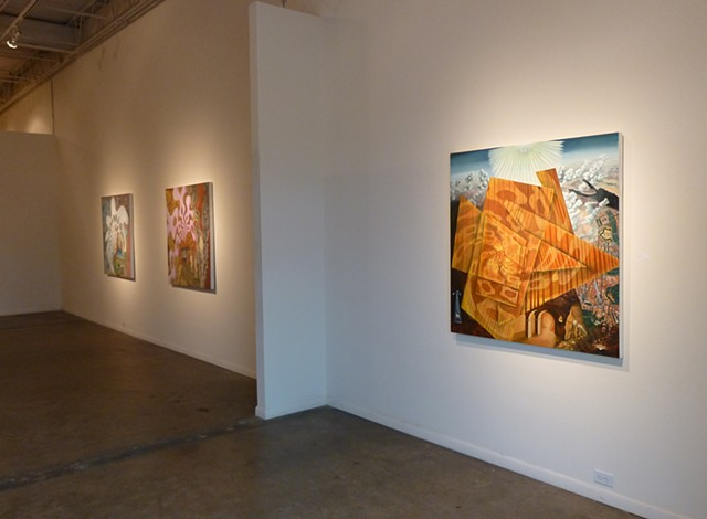 "Solo Exhibition ""The future is not whay it used to be"", New Gallery, Houston, Texas 2011."