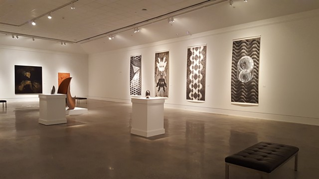 Houston Artists: Gestural and Geometric Abstraction. Mobile Museum of  Art .