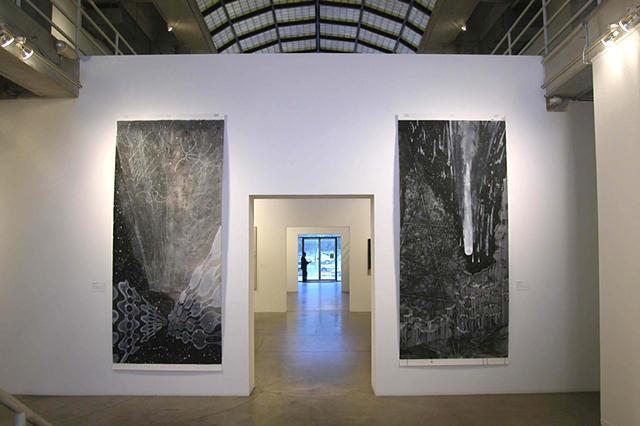 """Faculty Exhibition*,  The Glassell School of Art,  The Museum of Fine Arts, Houston."