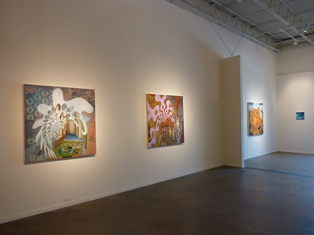 "Solo Exhibition  ""The future is not what it used to be"", New Gallery, Houston, Texas"