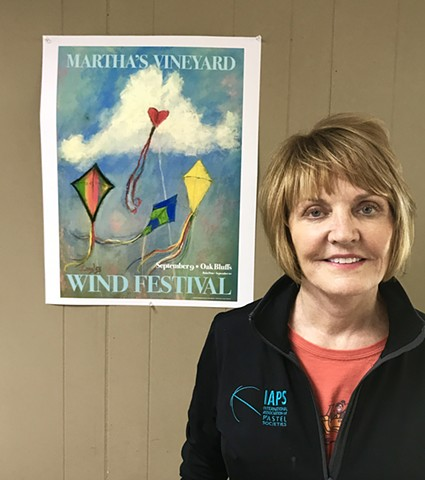 Langley Art Featured in 2017 Wind Festival Poster