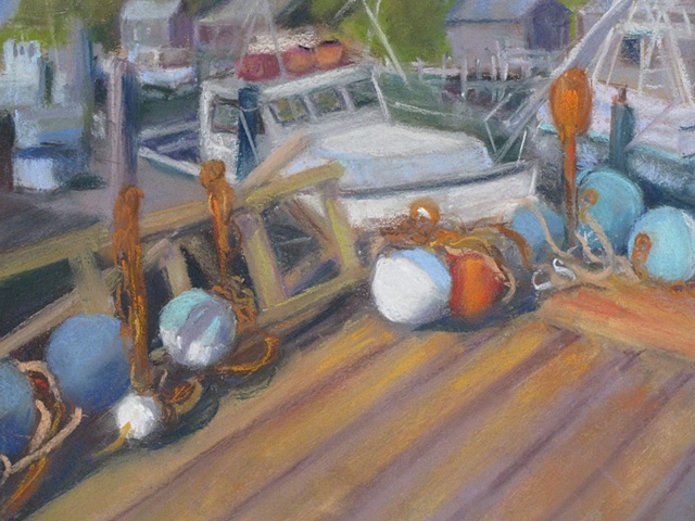 """Ball and Chains, Menemsha II"""