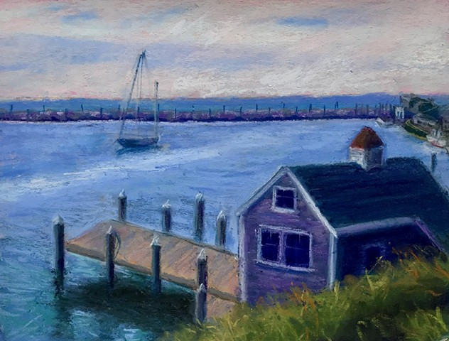Martha's Vineyard seascape