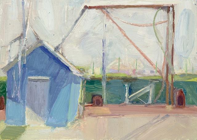 Blue Shack, Clark's Harbour NS