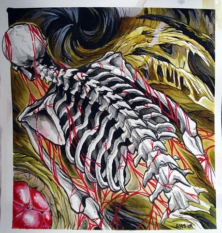 Skelemech