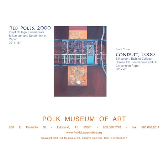 Polk Museum Solo Exhibition  2001