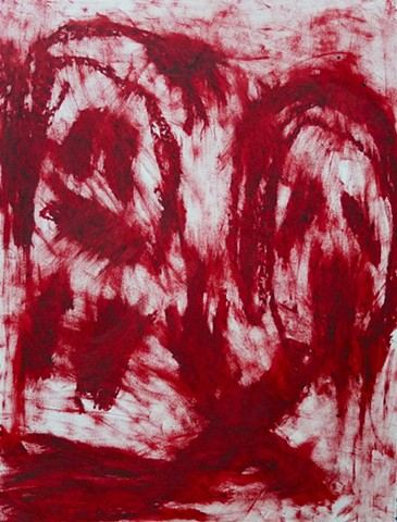 Untitled (Blood Dry)