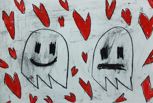 Valentine Ghosts