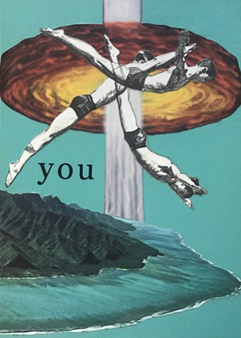 you (2nd in a series of 5)