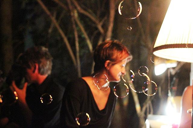 Garden Bubbles