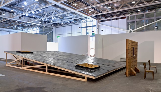 BNKUDRWTR Installation View photo: White Cube/ Dawn Blackman