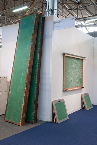 Kavi Gupta Gallery Booth