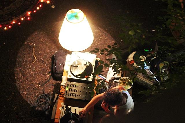 Garden DJ