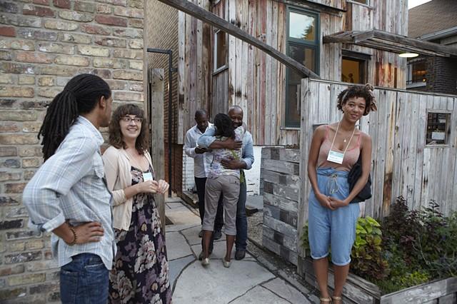 B. A. R. Social Thursday August 22, 2013 photo: Sara Pooley