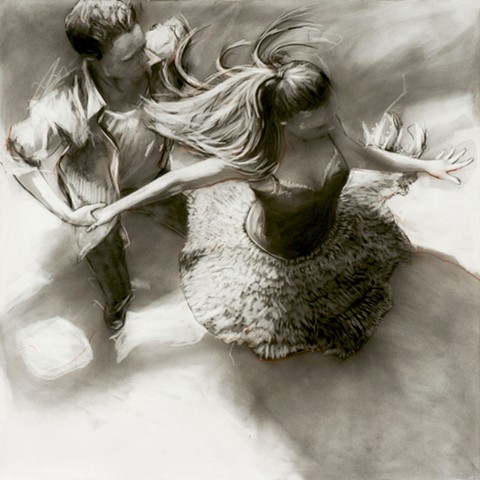 Dance, Allen Bentley Dance, Print
