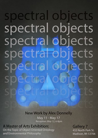 Spectral Objects Installation Images