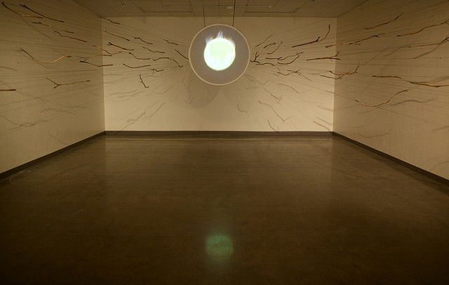 In Range of Light, installation view