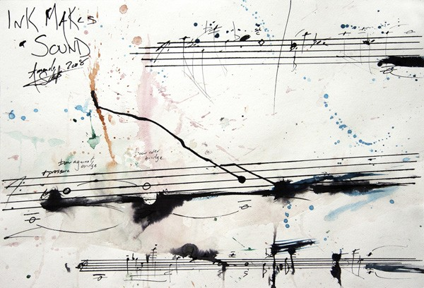 Amanda Schoofs Composer Painting