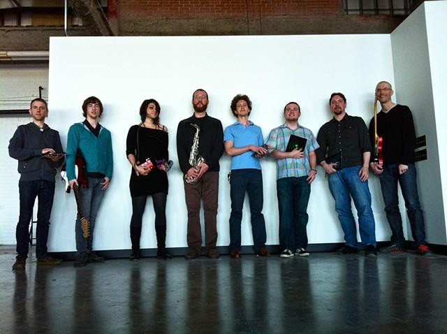 MiLO – Milwaukee Laptop Orchestra Amanda Schoofs
