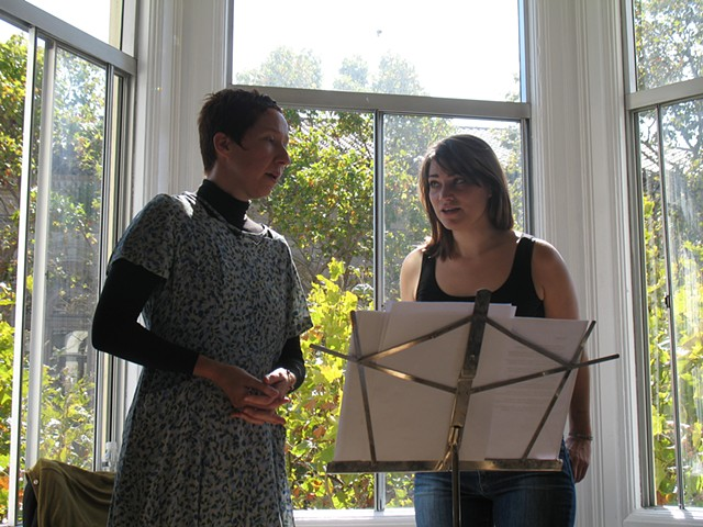 amanda Schoofs  Composition Voice
